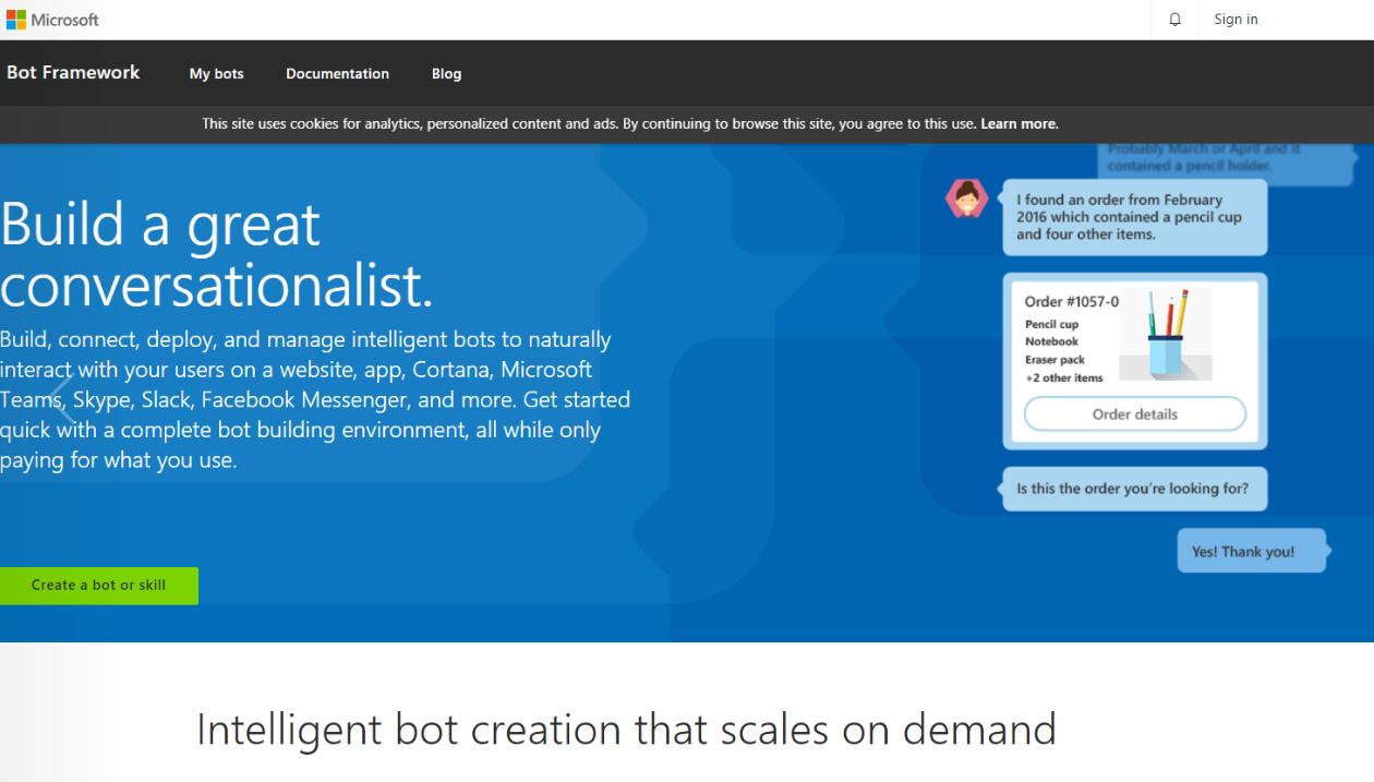 믹스드코드랩:Microsoft BotFramework 챗봇(SDK Ver4 x) 개발